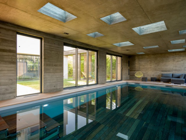 Fiche technique - SKP Architecture - Aqua System - L'esprit piscine