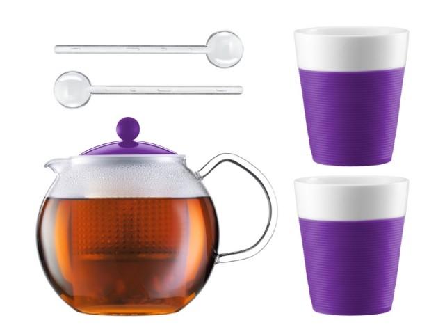 Une théière édition limitée pour les amoureux du thé - Noël 2015 : nos coups de coeur