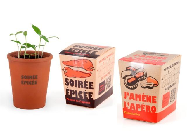 Un kit de jardinage étonnant pour 6 € - Cadeaux de dernière minute à moins de 10 €