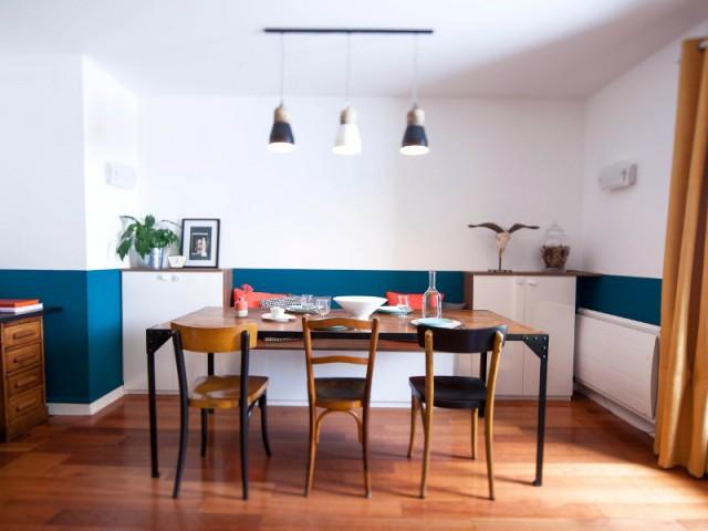 Une salle à manger rendue plus conviviale - Maison de famille signée DamDamDesign