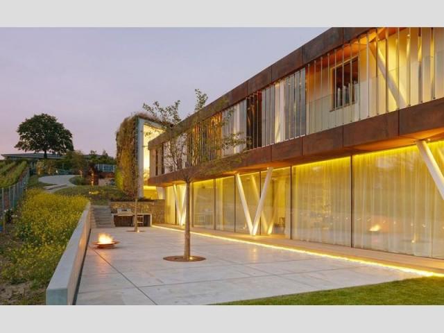 Une maison qui produit et stocke son énergie - Projet Jewelbow - Défi Technique SA