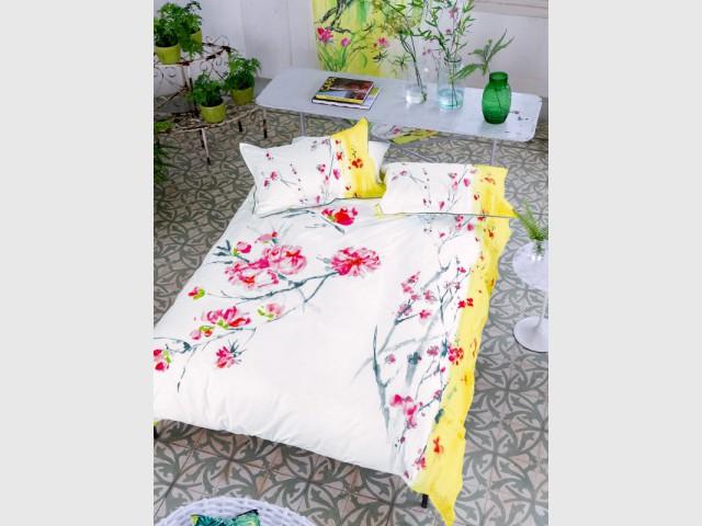 Une tête de lit ultra pratique - Des chambres vraiment originales
