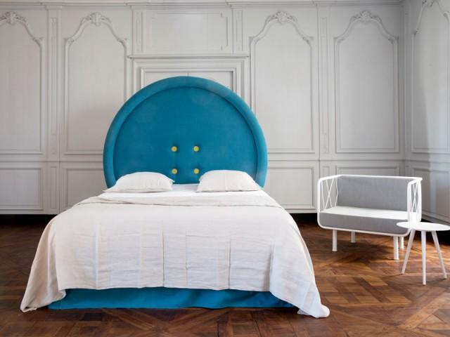 Une tête de lit loufoque - Des chambres vraiment originales