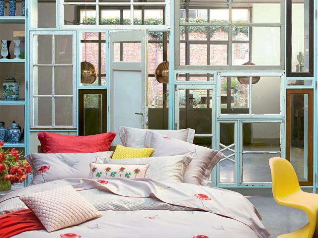 Une verrière de récup' - Des chambres vraiment originales