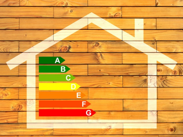 Maison économe en énergie - Visuel d'illustration