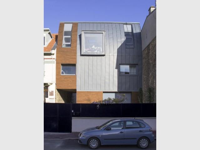 Des imprévus qui nécessitent de lourds travaux - Rénovation d'une maison de ville
