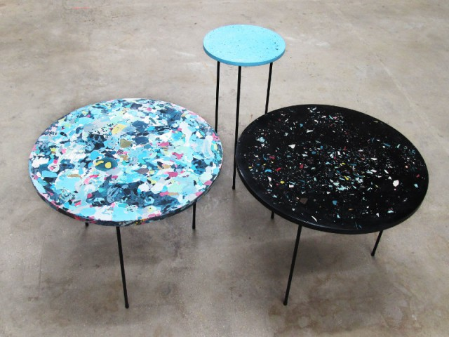 Table Poured par Troels Flensted