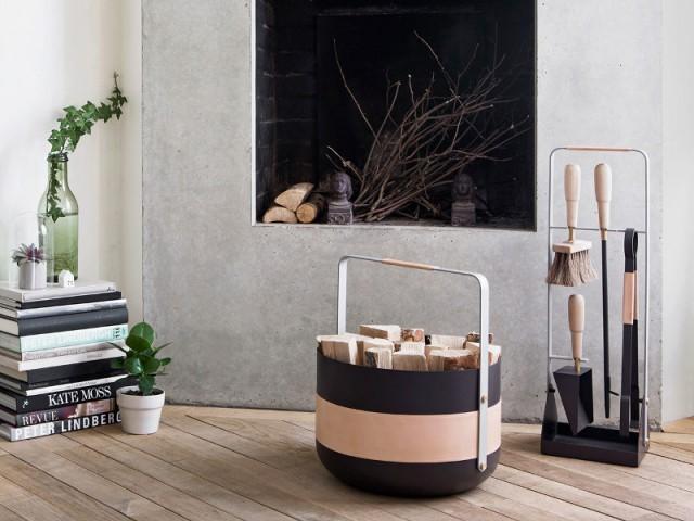 Des accessoires pour cheminées ultra élégants et éco-conçus - Prix Fil Vert Maison & Objet janvier 2016