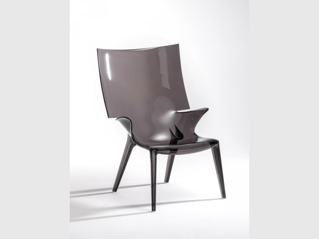 Fauteuil Uncle Jim - Kartell