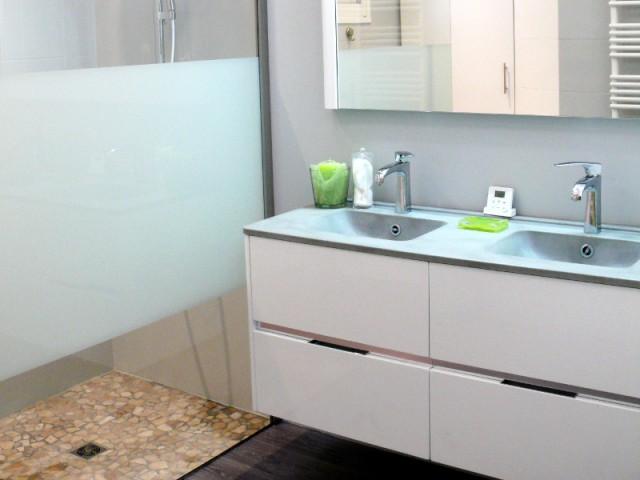 Fiche technique - Rénovation d'une salle de bains de 8 m2