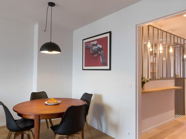 Fiche pratique - Un appartement à l'élégante sobriété