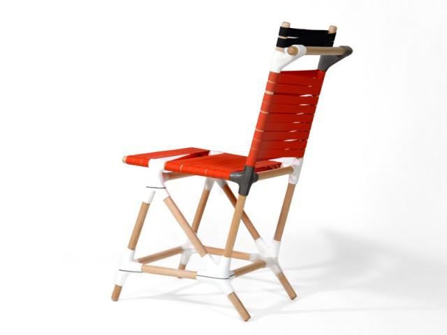 La chaise Canard - Collection Drôles d'Oiseaux