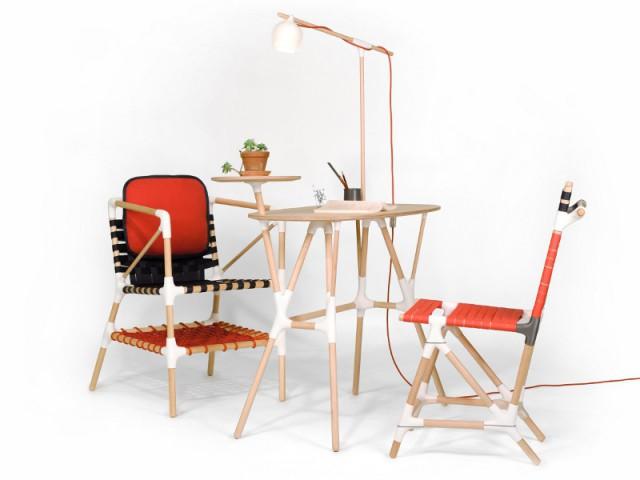 petits espaces et si vous composiez vous m me votre mobilier. Black Bedroom Furniture Sets. Home Design Ideas