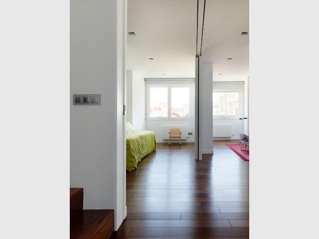 Duplex à La Corogne par CastroFerro Architectes