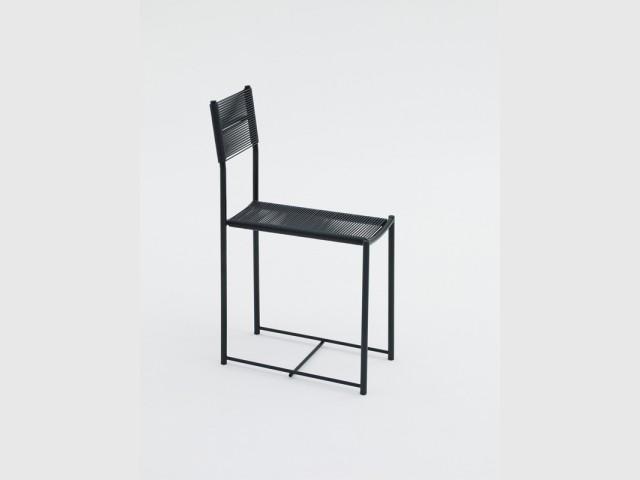 Spaghetti Chairs, design Alfredo Haberli