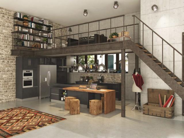 Déco : comment donner un air industriel à sa cuisine ?