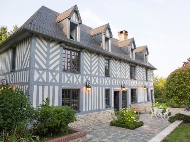 1 Manoir Normand Plein De Fraicheur