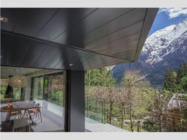 Architecture bioclimatique - Chalet Soleya