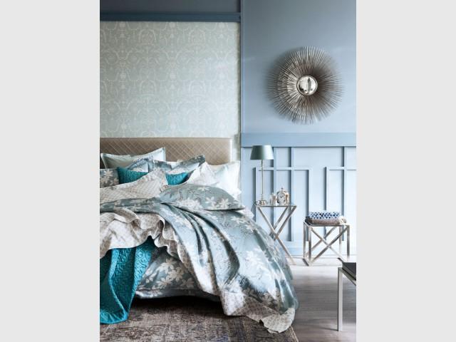 10 nuances de bleu pour d corer sa chambre. Black Bedroom Furniture Sets. Home Design Ideas