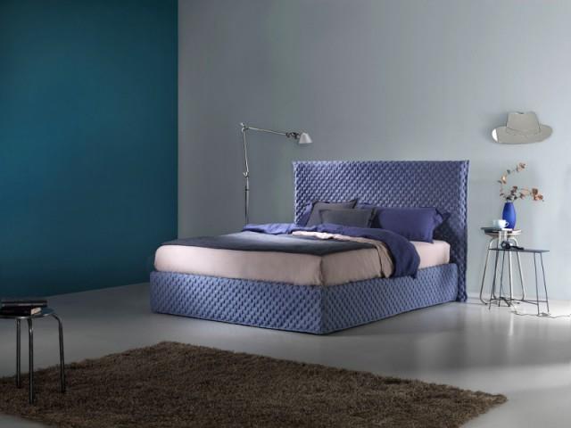 Nuance de bleu Serenity pour une chambre zen - Idées pour une chambre bleue