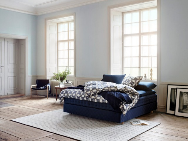 10 nuances de bleu pour d corer sa chambre. Black Bedroom Furniture Sets. Home Design Ideas