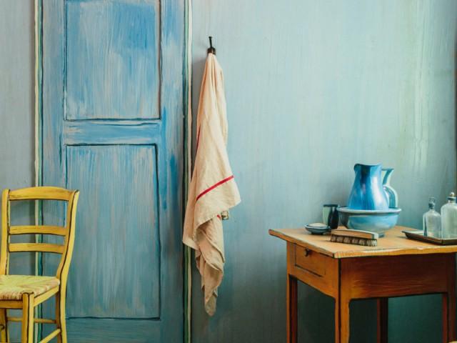 Création originale d'un groupe d'artistes américains - Dormir dans la chambre de Van Gogh