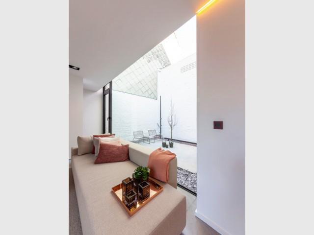 Une terrasse comme un puits de lumière - Ceder 10