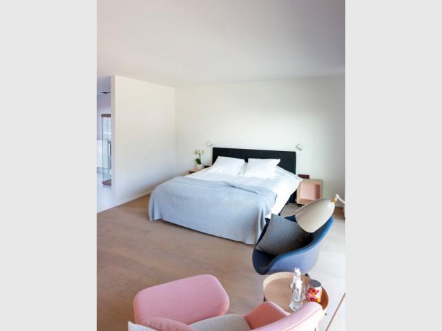 Vintage, cuivre et blanc pour des chambres lumineuses - Ceder 10