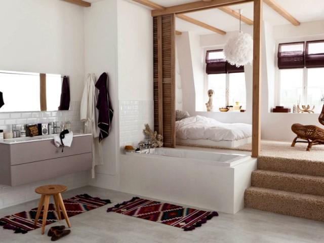 Suite parentale : 10 solutions pour séparer la chambre de la salle ...