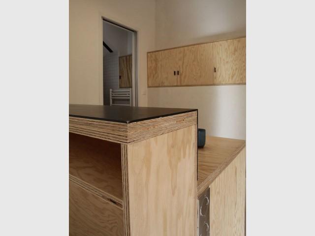 Du mobilier sur-mesure - Studio egoïne