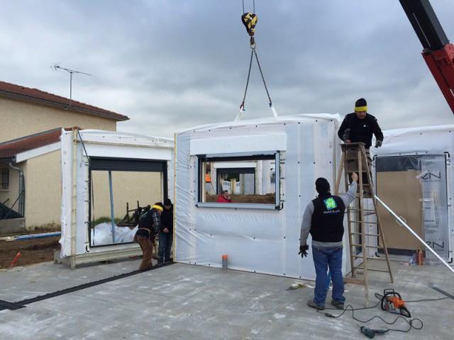 Un chantier propre - Natilia BePos