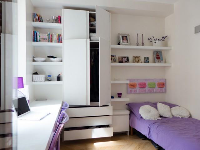 Une chambre pour remplacer la cuisine - Un 115 m2 se réinvente autour d'une cuisine