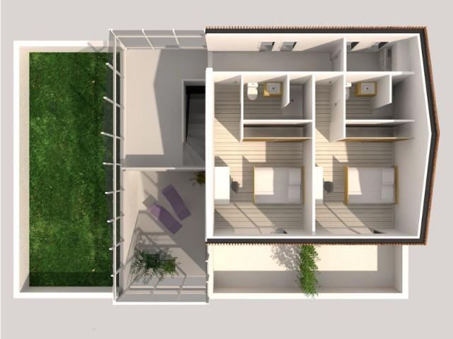 Cispéo : une maison constituée de modules indépendants - Maison Cispeo - Demeures de la Côte d'Argent