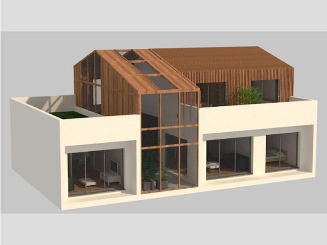 Cispéo : un bâtiment à énergie positive - Maison Cispeo - Demeures de la Côte d'Argent