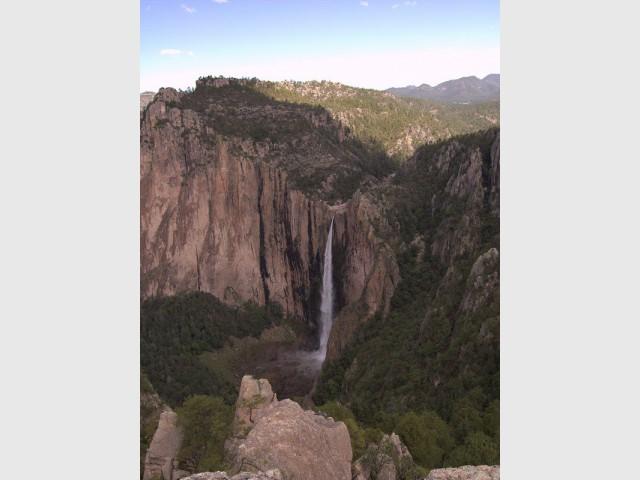 Cascade Mexique
