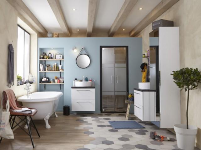 am nagement int rieur jouer avec le sol pour d limiter des espaces. Black Bedroom Furniture Sets. Home Design Ideas