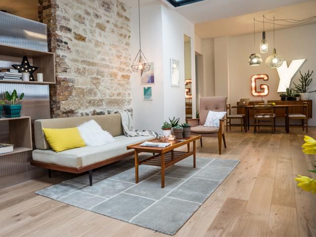 Un appartement conçu par et pour la Génération Y