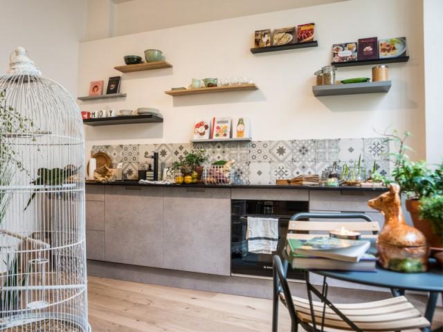 """Une cuisine """"ouverte à tous points de vue"""" - Un appartement conçu par et pour la Génération Y"""