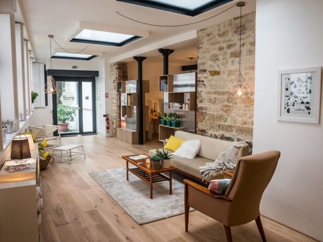 Des espaces ouverts mais intimes - Un appartement conçu par et pour la Génération Y