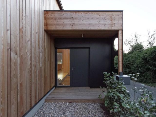 Une maison passive inspirée de l'architecture japonaise - Une maison passive alliant inspiration japonaise et performances énergétiques
