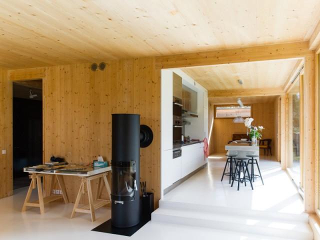 Une maison sans chauffage traditionnel - Une maison passive alliant inspiration japonaise et performances énergétiques