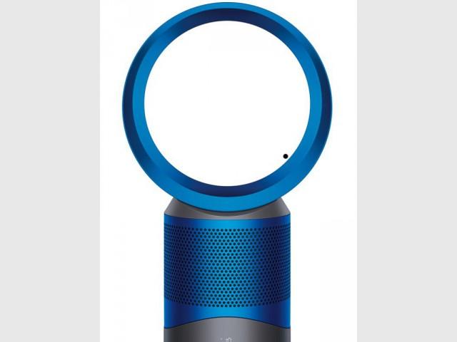 Purifier 40m² en une heure - Le purificateur d'air Pure Cool Link