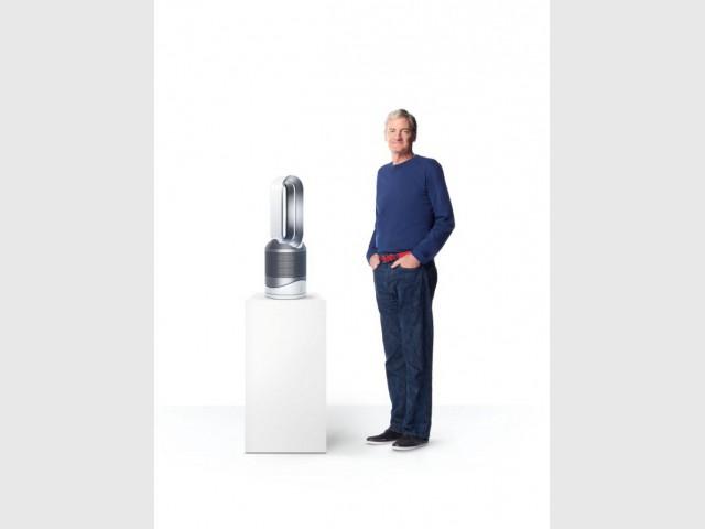 Un appareil connecté pour un suivi plus efficace - Le purificateur d'air Pure Cool Link