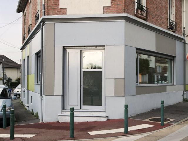 Après : un duplex moderne au coeur de la ville - Un café traditionnel transformé en bureau et logement privé
