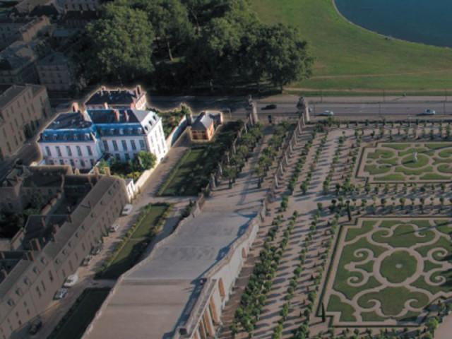 Bâtiment du Grand Contrôle, Château de Versailles