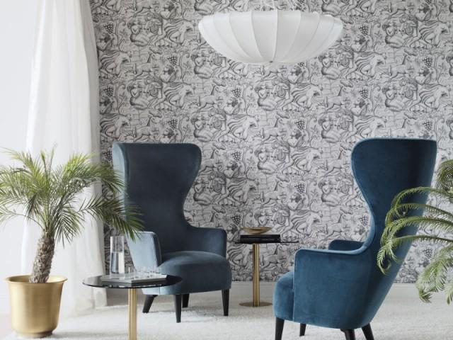 Des fauteuils XVIIIème pour une décoration noble