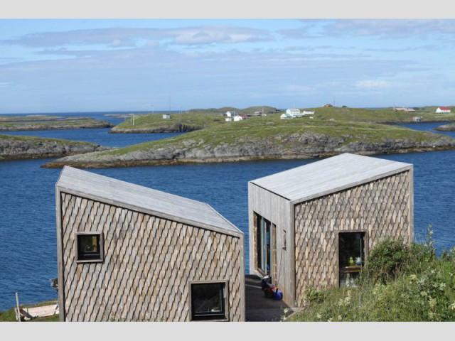 Maison Kebony - Norvège