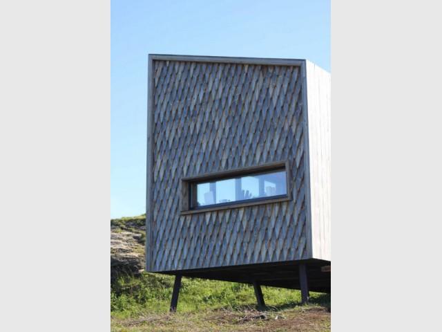 Maison Kebony en Norvège : un procédé technique innovant - Maison Kebony - Norvège