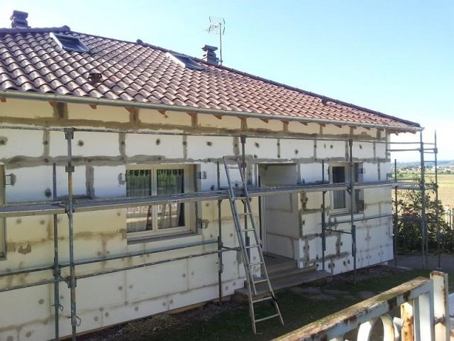 maison rénovation thermique