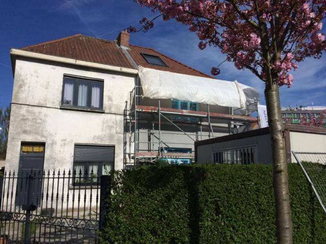 Maison Renov Active à Bruxelles par Velux